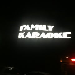 Photo taken at Family Karaoke by Matt W. on 6/3/2012