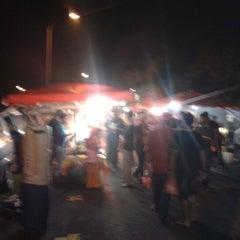 Photo taken at Pasar Malam Cahaya Masai by Fazrul M. on 7/17/2012