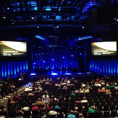 Photo taken at Buckhead Church by J. B. on 7/22/2012
