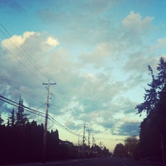 Photo taken at Bus Stop 56434 (401) by Leo C. on 4/15/2012