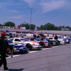 Photo taken at Toledo Speedway by Charlie T. on 5/20/2012