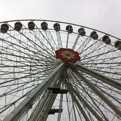 Photo taken at Wiener Prater by Adley on 6/10/2012