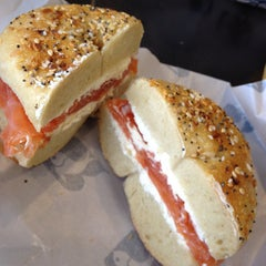 Photo taken at Russ & Daughters by @cfnoble on 4/22/2012