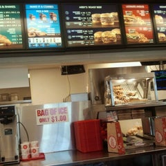 Photo taken at Arby's by Cora R. on 8/30/2012