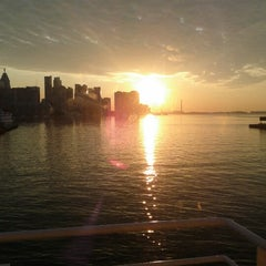 Photo taken at Billy Bishop Toronto City Airport Ferry by Johanna C. on 8/3/2012