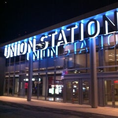 Photo taken at Union Station by Shilpa on 4/27/2012