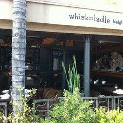 Photo taken at Whisknladle by Bob Q. on 8/14/2012