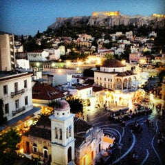 Photo taken at A for Athens by Stamatis G. on 9/4/2012