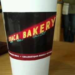Photo taken at Ithaca Bakery by John on 5/13/2012