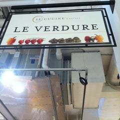 Photo taken at Le Verdure by Rick G. on 9/1/2012