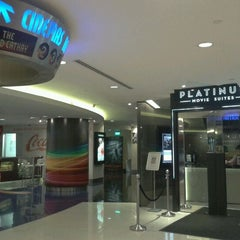 Photo taken at The Cathay Cineplex by AD Ladyboss Selene O. on 3/20/2012