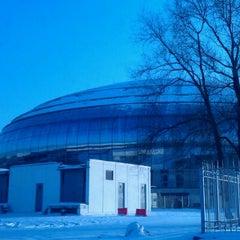 Das Foto wurde bei Дворец спорта «Динамо» von s13mike am 3/9/2012 aufgenommen