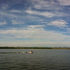 Photo taken at Cherry Creek State Park by Rich V. on 7/14/2012