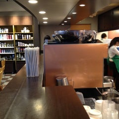 Photo taken at Starbucks Coffee 大阪ガーデンシティ店 by masahide a. on 6/28/2012
