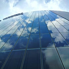 Photo taken at Vodafone Village by Sergio N. on 6/11/2012