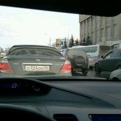 Photo taken at Пионерская улица by Nickolay G. on 3/14/2012