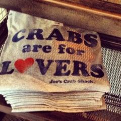 Photo taken at Joe's Crab Shack by Shanon M. on 8/11/2012