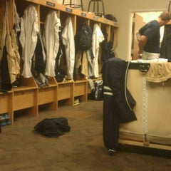 Photo taken at Troutman Baseball Clubhouse by Stephen V. on 2/14/2012