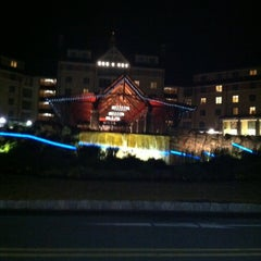 Photo taken at Mount Airy Casino Resort by Alex S. on 7/13/2012