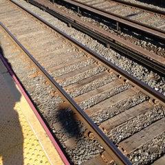 Photo taken at LIRR - Hicksville Station by K on 7/30/2012