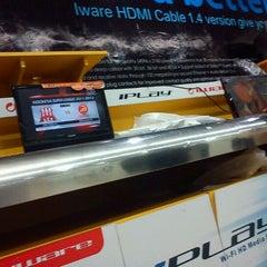 Photo taken at Hartono Elektronika by Adi Nurcahyo S. on 4/12/2012