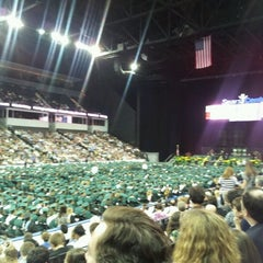 Photo taken at Sears Centre Arena by Khash B. on 6/8/2012