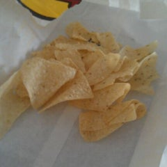 Photo taken at Moe's Southwest Grill by J. S. on 3/13/2012