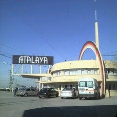 Photo taken at Parador Atalaya by luk l. on 6/29/2012