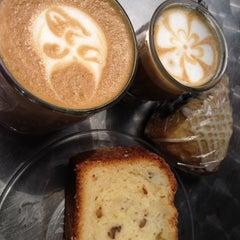 Photo taken at El Diablo Coffee by Lindsay on 7/13/2012
