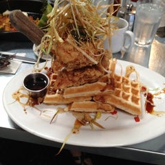 Photo taken at Hash House A Go Go by Thomas C. on 8/20/2012