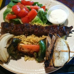 Photo taken at OC Kabob by Erika W. on 8/25/2012