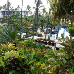 Photo taken at Grand Hyatt Kauai Resort and Spa by Matt J. on 8/30/2012