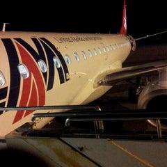 Photo taken at Aeroporto Internacional de Maputo by bruno b. on 2/27/2012