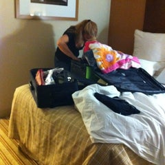 Photo taken at Four Points by Sheraton Detroit Metro Airport by Brian K. on 4/29/2012