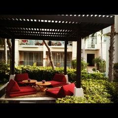 Photo taken at Sheraton Hua Hin Resort & Spa by NungNing 🎀 on 3/3/2012
