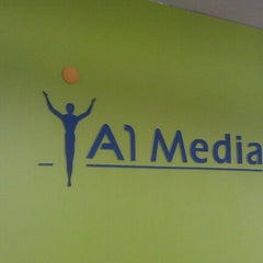 Photo taken at A1 Media Oy by Kari S. on 6/11/2012