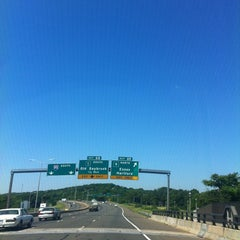 Photo taken at I-95 -- East Lyme by 🍸Notch 🍸 B. on 6/1/2012