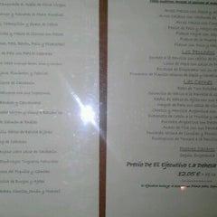 Photo taken at Restaurante La Dehesa by Javier R. on 3/8/2012