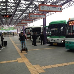 Photo taken at 인천종합터미널 (Incheon Bus Terminal) by Genie P. on 3/14/2012