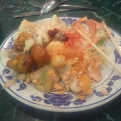 Photo taken at Empire Buffet by Andy H. on 4/20/2012