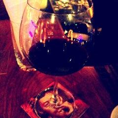 Photo taken at Paris Bangkok French Restaurant and Lounge by Tara I. on 7/24/2012