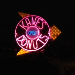 Photo taken at Kane's Donuts by Ryan A. on 3/10/2012
