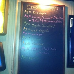 Photo taken at Hendoc's Pub by Sean O. on 5/6/2012