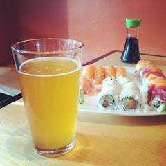 Photo taken at Mio Sushi by Portland Bars on 3/6/2012