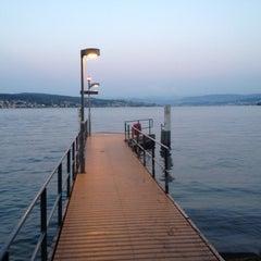 Photo taken at Landiwiese by Subrat C. on 6/23/2012