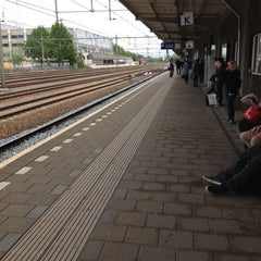 Photo taken at Station Sittard by Michael A. on 5/10/2012
