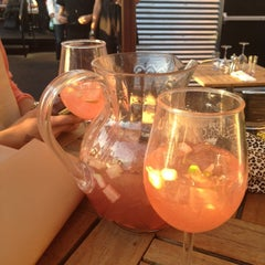 Photo taken at STK Rooftop by Tracy S. on 5/18/2012