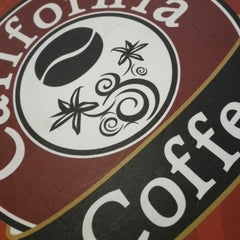 Photo taken at California Coffee by Ismael C. on 2/23/2012