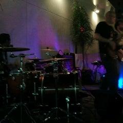 Photo taken at Aria Sky Terrace & Lounge by Jason B. on 3/17/2012