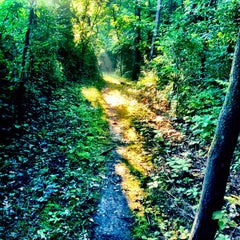 Photo taken at Girl Scout Trails by Caleb Z. on 6/27/2012